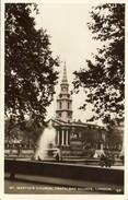 LONDON - St. Martin's Church - Trafalgar Square