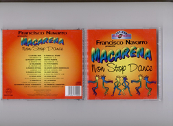 Francisco Navarro - Macarena - CD - Rock