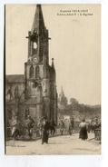CPA   54  :  BACCARAT  église Animée   A    VOIR  !!! - Baccarat