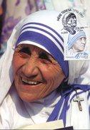 20671 France.  Maximum  Mother Teresa Of Calcutta,  Theresa, 2010