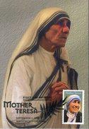 20672 U.s.a.  Maximum  Mother Teresa Of Calcutta,  Theresa, 2010