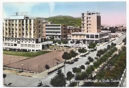 Pesaro - Alberghi E Viale Trieste - H3487 - Pesaro