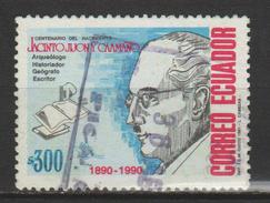 """EQUATEUR,N°1236 """"JACINTO JIJON Y CAAMANO """" - Ecuador"""