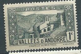 Andorre -  Yvert N° 24  * - Abc 22502 - Unused Stamps