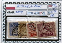 POLAND: CLASSIC SERIE(S) (POL-250P-1 (03) - 1919-1939 Republik