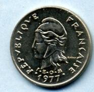 1977  10 FRANCS - New Caledonia