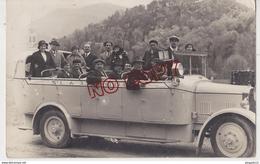 Au Plus Rapide Carte Photo Excellent état Autocar Cottin Desgouttes ? SLA Lourdes Très Beau Plan - Lourdes