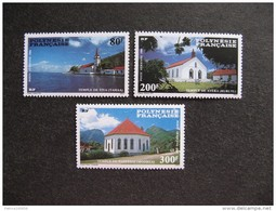 Polynésie:  TB Série PA N° 193 Au  N° 195, Neufs XX. - Ungebraucht