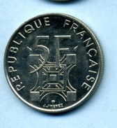 1889-1989  5 FRANCS TOUR EIFFEL - Commémoratives
