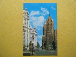 La Tribune Tower. - Chicago