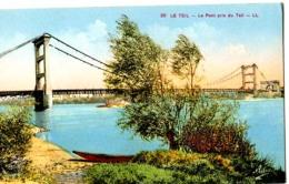 D07 - Le Teil - Le Pont : Achat Immédiat - Le Teil