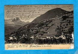 ** VILLAGE DE SAINT GERVAIS **   -   Editeur : JULIEN Frères De Genève   N° 1964 A - Saint-Gervais-les-Bains