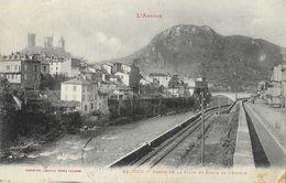 L'Ariége - Foix - Sortie De La Ville Et Bords De L'Ariège - Phototypie Labouche Frères - Francia