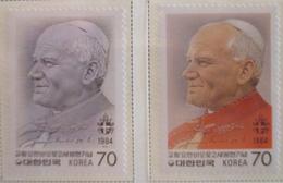 Korea South 1974 MNH** # 1368/1369 - Korea, South