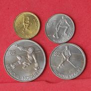 PORTUGAL    - LOT 4 COINS     - (Nº10273) - Portugal