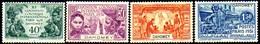 03346 Dahomey 99/102 Exposição De Paris 1931 N - Dahomey (1899-1944)