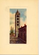 Campanili D'italia - Di Dandolo Bellini - Aosta - La Collegiata - Formato Grande Non Viaggiata – E1 - Kirchen U. Kathedralen