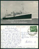 BARCOS SHIP BATEAU PAQUEBOT STEAMER [BARCOS #01559] - ROYAL MAIL LINES HIGHLAND PRINCESS - Steamers