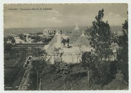 Selva Di Fasano (Brindisi) - Panorama - Viaggiata 1956 - Brindisi