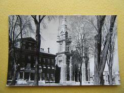 La Cathédrale. - St. Hyacinthe