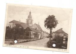 Corcieux Rue De La Gare - Corcieux