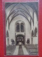 NIVELLES - Collège Archiépiscopal, Entrée De La Chapelle Et Jubé - 9.6.13s - Nivelles