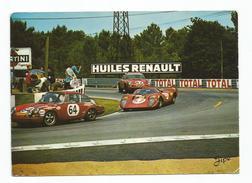 Le Mans Le Circuit Des 24 Heures Le Virage De Mulsanne - Le Mans