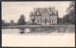 Oostkamp Les Environs De Bruges Oostcamp Château Gruuthuuse - Oostkamp
