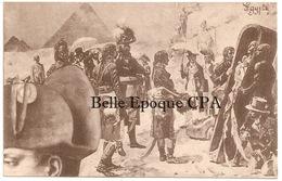Napoléon Ier - Carte Issue D'un PUZZLE - Campagne D'ÉGYPTE +++++++ - Personnages Historiques