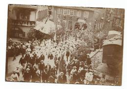 Obernai ? Messti En 1919 Place De La Mairie - Obernai