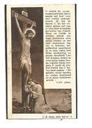 P 223. E. BROEDER SERAPHINUS (Petrus Van LINDT) - °NEERPELT 1854 / Minderbroeder / + Klooster Te RECKHEIM 1928 - Images Religieuses