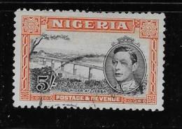 NIGERIA 1938-51  Used # 64,   Used - Nigeria (1961-...)