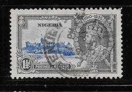 NIGERIA 1935  Used # 34,   Used - Nigeria (1961-...)