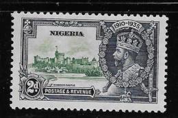 NIGERIA 1935 MNH, # 35,   MNH  SILVER JUBILEE ISSUE  MNH - Nigeria (1961-...)