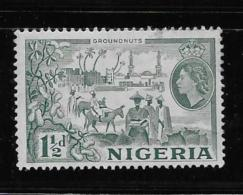 NIGERIA 1953 MNH, # 82,   MNH - Nigeria (1961-...)