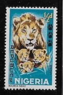 NIGERIA 1965-66  MH, # 184,   MH - Nigeria (1961-...)