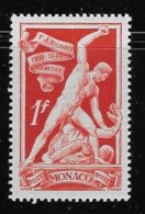 MONACO 1948  MNH #210  HERCULES   MNH - Monaco