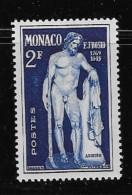 MONACO 1948  MNH #211  ARISTAEUS   MNH - Neufs