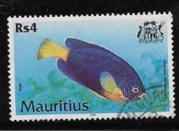 MAURITIUS  2000,  USED #914,   FISH   USED - Maurice (1968-...)
