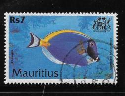MAURITIUS  2000,  USED #917,   FISH   USED - Maurice (1968-...)