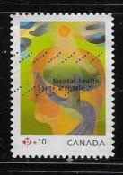 CANADA   2009  USED  # B15   MENTAL HEALTH USED - 1952-.... Règne D'Elizabeth II