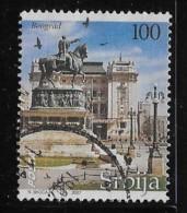 SERBIA  2007,  USED  # 373 BELGRADE     USED - Serbie