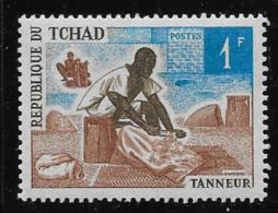 CHAD , 1970  MNH  #229  TANNER     Mnh - Tchad (1960-...)