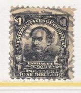 U.S. 311   Fault  (o) - Used Stamps