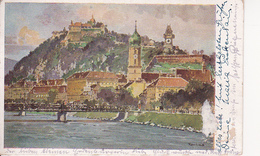 AK Graz - Schloßberg - Künstlerkarte - 1926 (28254) - Graz