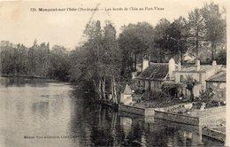 - MONTPON-SUR-L´ISLE - Les Bords De L´Isle Au Port-Vieux - - France