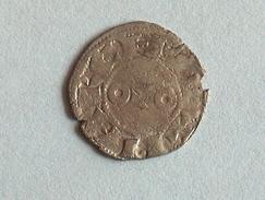 FRANCE Denier Comté De La Marche Pour Hugues IX (1199-1219) Et Hugues X (1219-1249)  - Silver, Argent - 1180-1223 Philippe II Auguste