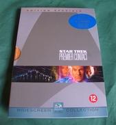 Dvd Zone 2 Star Trek : Premier Contact (1996) Édition Spéciale Star Trek: First Contact Vf+Vostfr - Sciences-Fictions Et Fantaisie