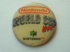 PIN´S  NINTENDO WORLD CUP LIVE - Casinos