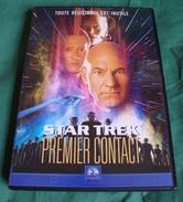 Dvd Zone 2 Star Trek : Premier Contact (1996) Star Trek: First Contact Vf+Vostfr - Sciences-Fictions Et Fantaisie